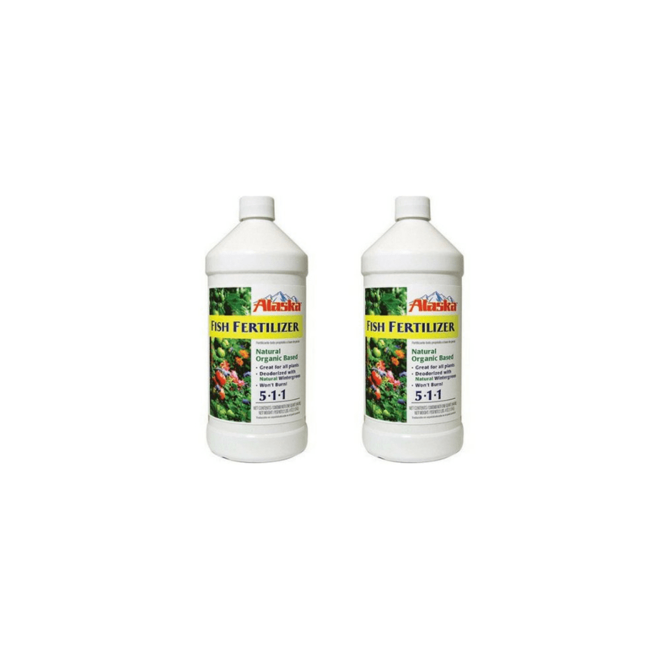 Lilly Miller Alaska Fish Fertilizer 5-1-1 Concentrate