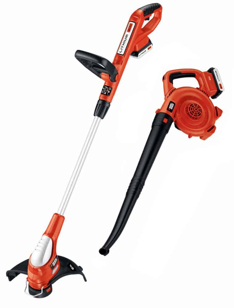 BLACK+DECKER 40V MAX String Trimmer / Edger