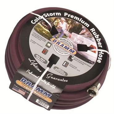 Dramm 17006 ColorStorm Rubber Garden Hose