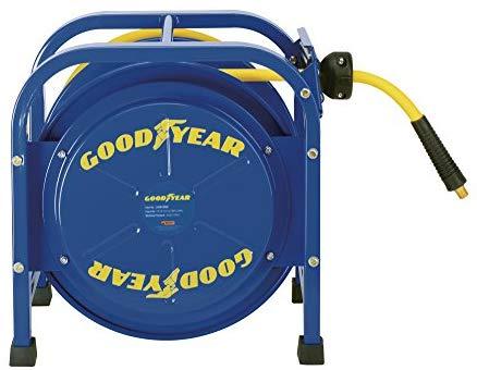 Goodyear Hybrid Flex Polymer Hose Reel