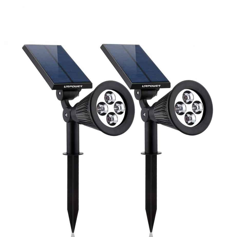 InnoGear MT-057 Solar Lights Spotlight Outdoor Landscape Lighting ​