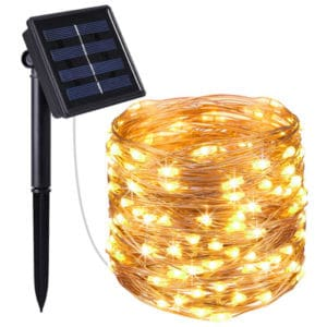 Mpow Solar Decorative String Lights