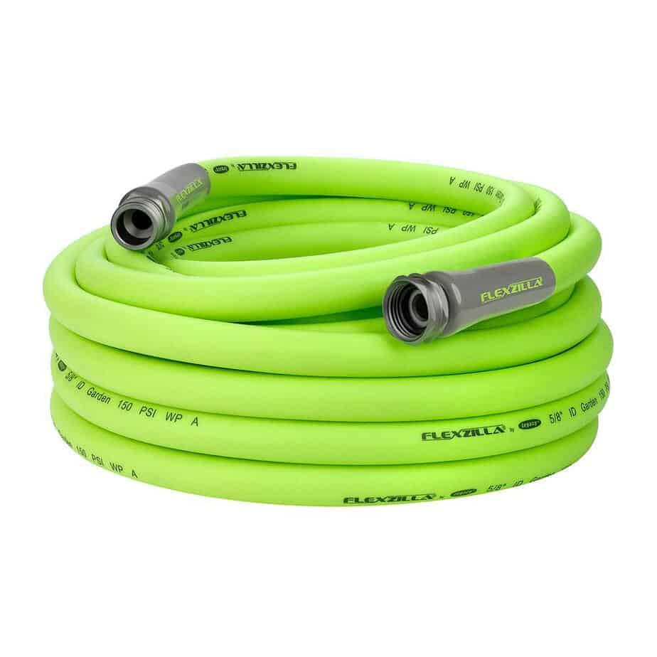 Flexzilla Garden Hose, 5/8 in. x 50 ft., Heavy Duty, Lightweight
