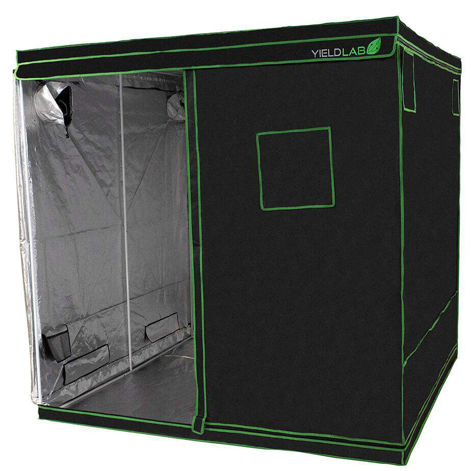 "Yield Lab 78"" x 78"" x 78"" Reflective Grow Tent"