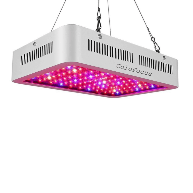 ColoFocus 600W LED Indoor Plants Grow Light