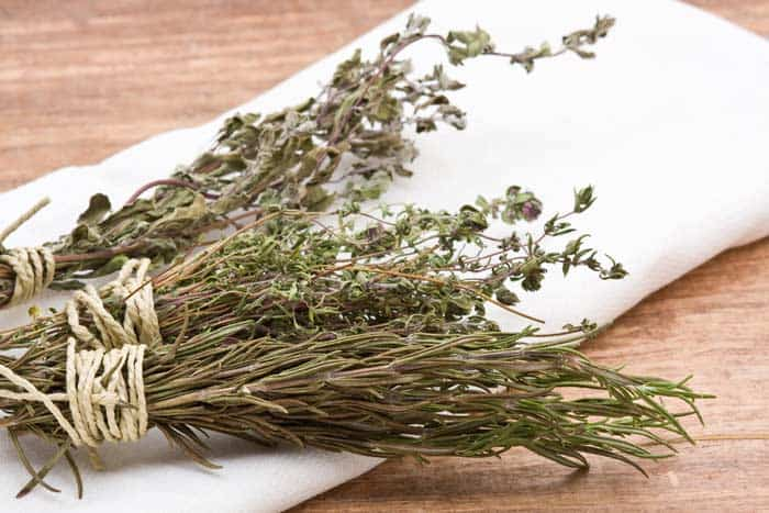 how-to-harvest-rosemary-drying