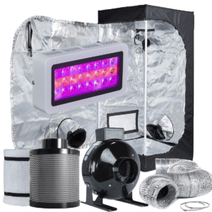 TopoLite Grow Tent Room Complete Kit Hydroponic Growing System