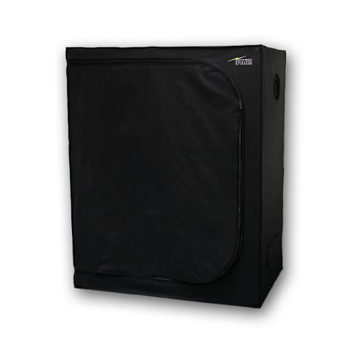 iPower 48″x24″x60″ Hydroponic Water-Resistant Grow Tent