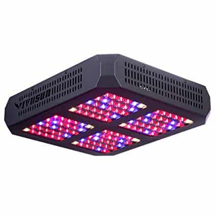 VIVOSUN 600W Full Spectrum LED Grow Light