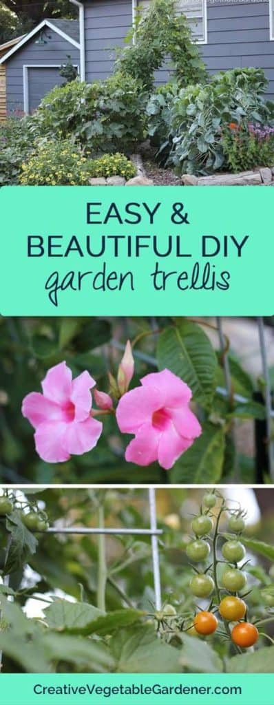 Easy-And-Beautiful-DIY-Garden-Trellis
