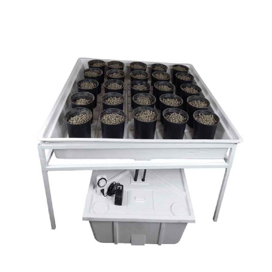 Viagrow Complete Ebb & Flow Hydroponics System