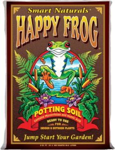 Fox Farm FX14047 2-Cubic Feet FoxFarm Happy Frog Potting Soil