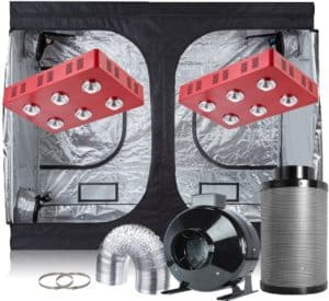 Oppolite Indoor Grow Tent Kit Complete Package