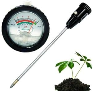 Gain Express Soil Ph & Moisture Meter 295mm Long Electrode
