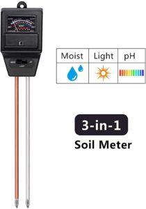 LeHatori Soil Tester
