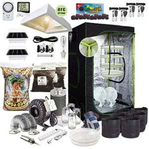 TheBudGrower.com Complete Indoor Grow Kit