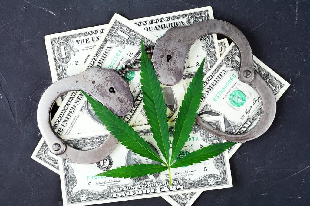 Money Wasted On Marijuana Arrests